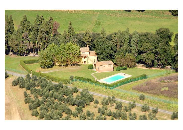 italy/tuscany/villa-nova - Image 1 - Santa Lucia Pontedera - rentals