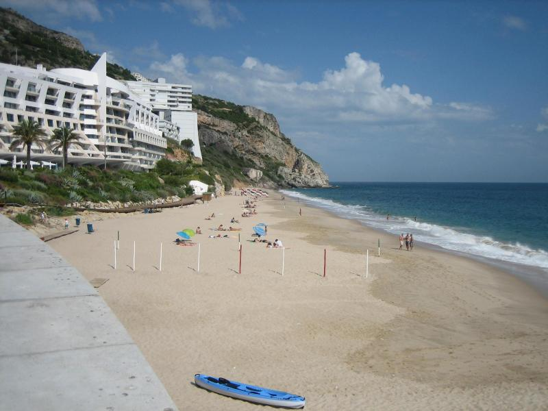 Beach - House in Sesimbra by beach with garden &sea  views - Sesimbra - rentals