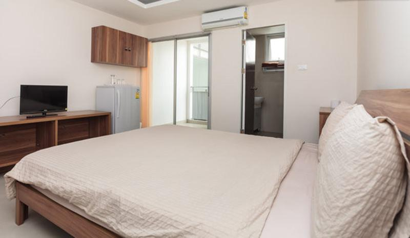 bedroom - Nice comfy Studio 24 - Bangkok - rentals
