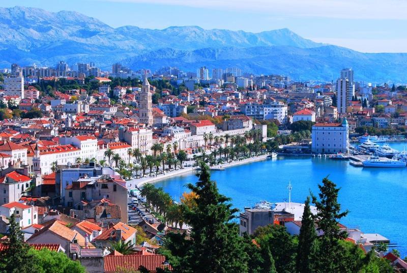 Split city - Design Penthouse TIHANA - Split - rentals