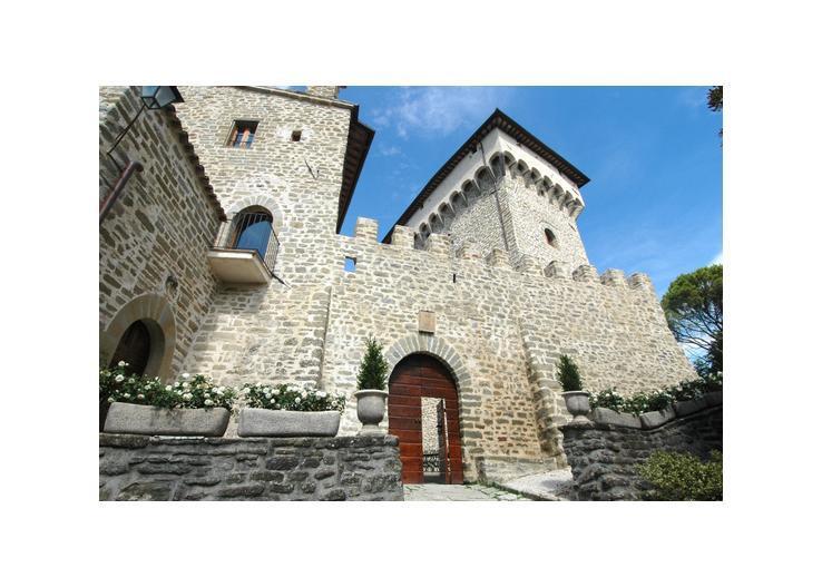 italy/umbria/castello-gubbio - Image 1 - Monteluiano - rentals