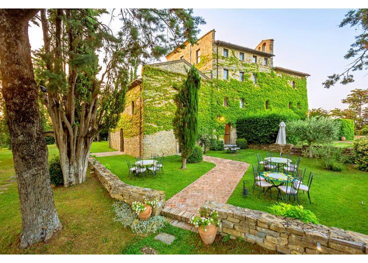 italy/umbria/villa-bastia - Image 1 - Umbertide - rentals