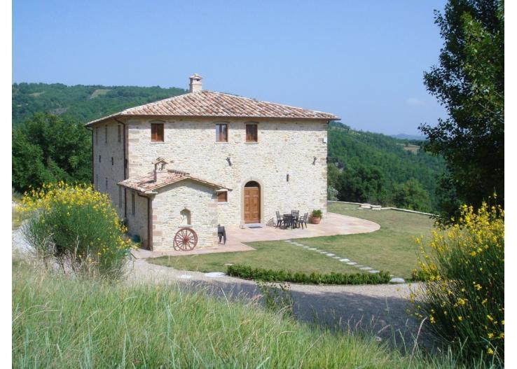 italy/umbria/villa-montone - Image 1 - Montone - rentals