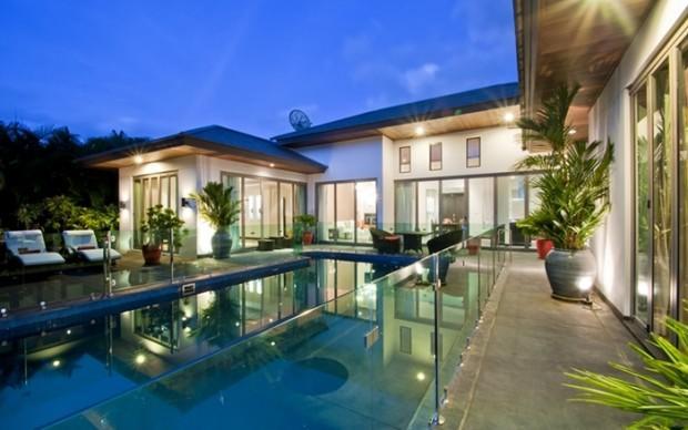 3 Bedroom Luxury Bangtao Beach Villa for Rent - ban40 - Image 1 - Phuket - rentals