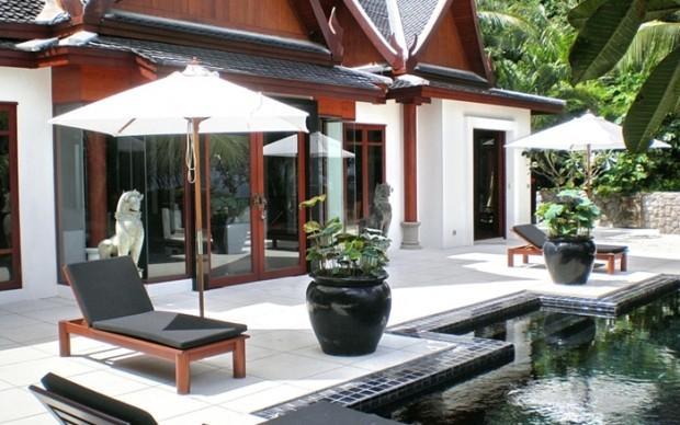 Oceanview Holiday Villa in Surin Beach - sur12 - Image 1 - Phuket - rentals