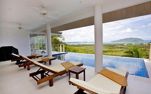 5 Bedroom Short Term Holiday Rental in Phuket - nai20 - Image 1 - Rawai - rentals
