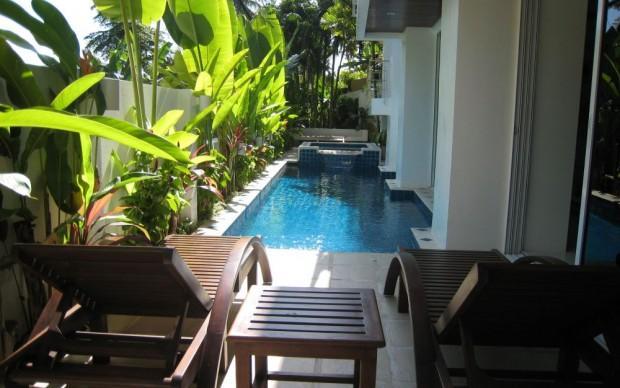 Affordable 4 Bedroom Sea View Pool Villa for Rent in Patong - pat15 - Image 1 - Patong - rentals