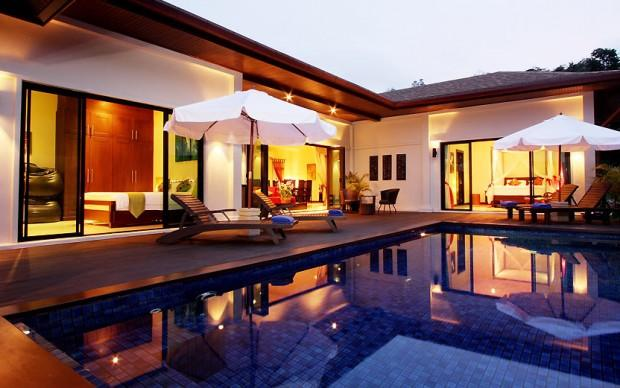 Luxury Holiday Villa Available in Naiharn Beach, Phuket - nai11 - Image 1 - Rawai - rentals