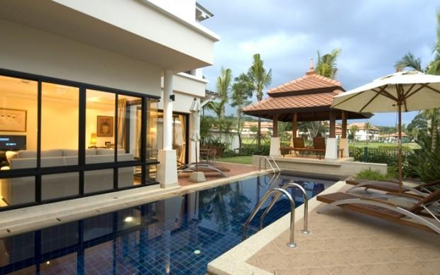 One of the Quietest Villas For Rent in Phuket Island - ban38 - Image 1 - Phuket - rentals