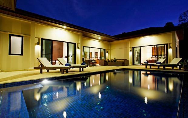 Stunning 4 Bedroom Holiday Villa for Rent in Phuket - nai10 - Image 1 - Rawai - rentals