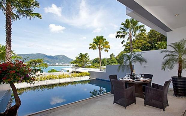 2 Bedroom Ocean View Villa in Patong - pat08 - Image 1 - Patong - rentals