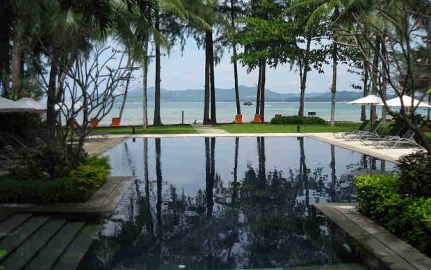 Total Beachfront Holiday Villa in Bangtao for Rent in Phuket - ban42 - Image 1 - Phuket - rentals
