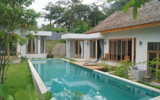 Spacious 3 Bedroom Holiday Rental in Phuket - cha05 - Image 1 - Chalong Bay - rentals