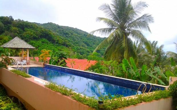 3 Bedroom Ocean View Condo for Rent in Kata Beach - kat26 - Image 1 - Kata - rentals
