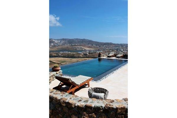 Located in Panormos, one of the hidden areas of Mykonos. LIV PNR - Image 1 - Mykonos - rentals
