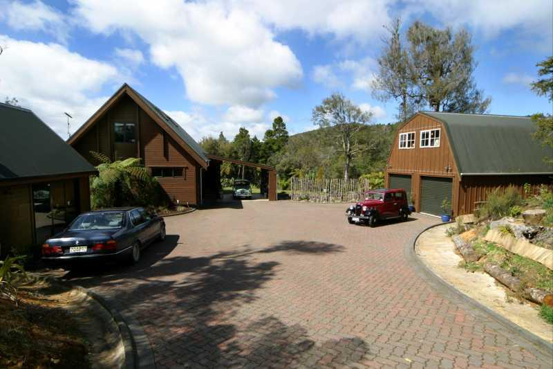 The Homestead - Coromandel Holiday Retreat - Coromandel - rentals