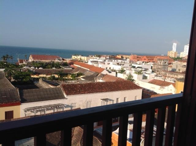 Magnificent View of the Sea and Old Town - Loft in Old Town - Magnificent View - Cartagena - rentals