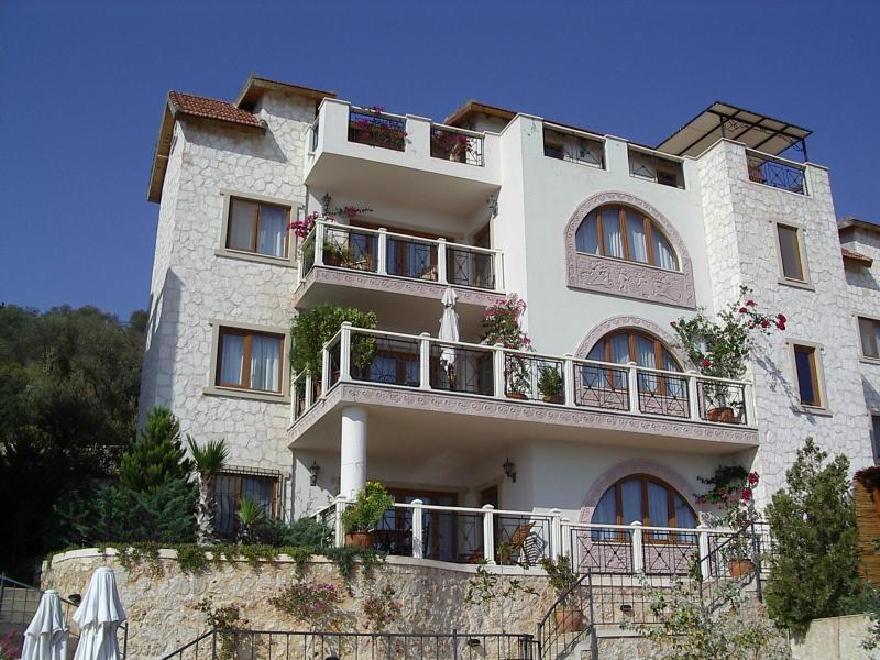 Zehra - 1st floor - Apartment in Kalkan, Mediterranean Region, Turkey - Kalkan - rentals