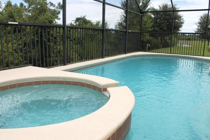 Pool - Orange Tree beautiful  pool/spa conservation view - Clermont - rentals