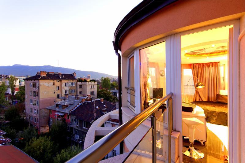 The PENTHOUSE Suite - Image 1 - Sofia - rentals