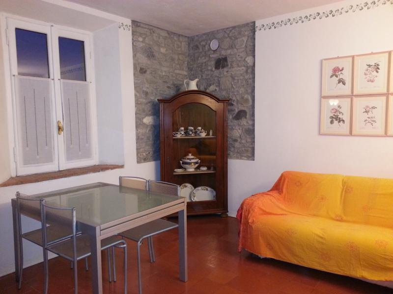 charming apartment with garden and internet (website: hidden) - Image 1 - Specchio - rentals