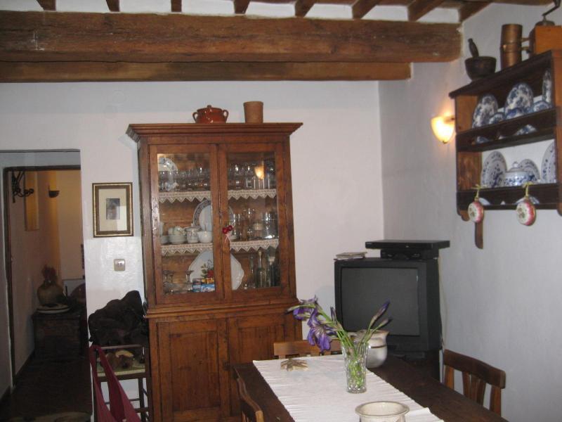 dining area - Cozy Tuscan Flat at La Cannella - Pitigliano - rentals