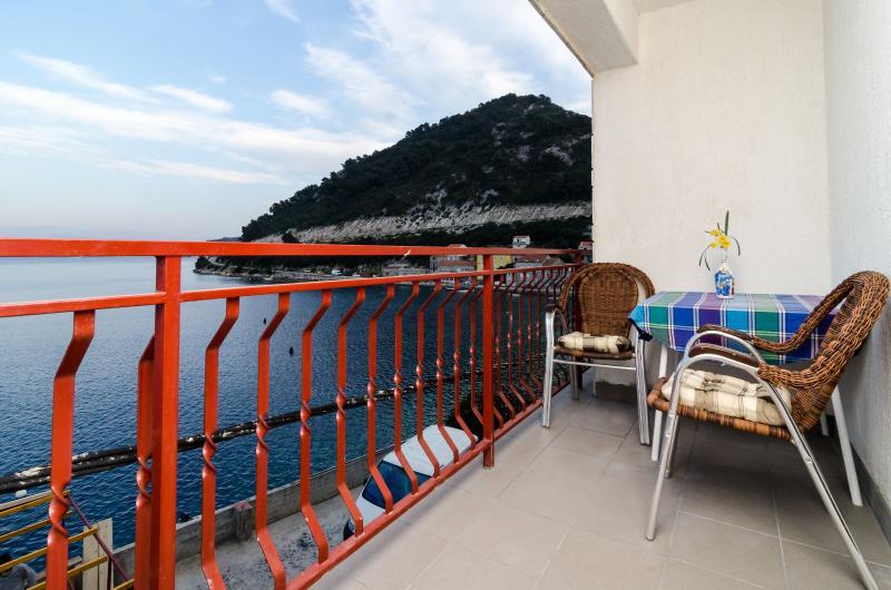 Apartment in Sobra, sea view!! :) - Image 1 - Sobra - rentals