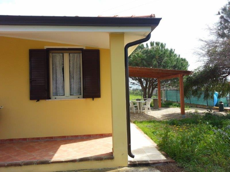 holiday house in PORTO PINO 5 bedrooms 4 bathrooms - Image 1 - Sant'Anna Arresi - rentals