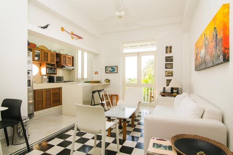 Charming 1 Bedroom Apartment in Old Town - Image 1 - Cartagena - rentals