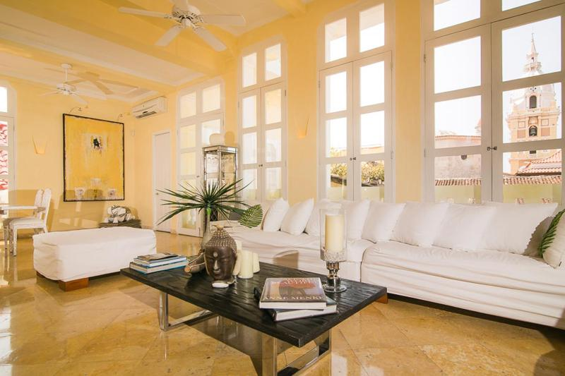 Stunning 3 Bedroom House in Old Town - Image 1 - Cartagena - rentals