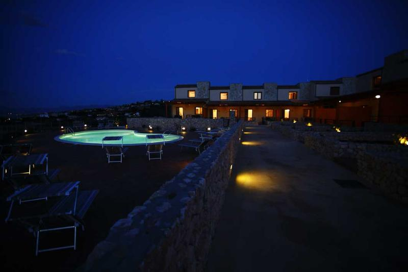 (website: hidden) - new holiday houses close the sea with beautiful swimmingpool - Castellammare del Golfo - rentals