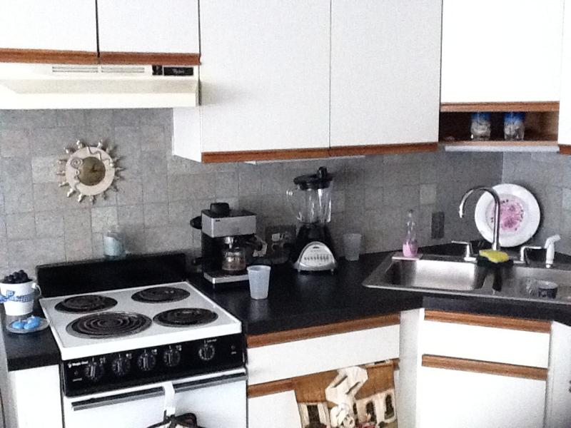 Full kitchen ! - Studio directly in the Ocean ! - Lauderdale by the Sea - rentals