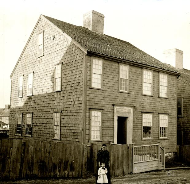 7 New Mill Street, historic photo circa 1880 - Amazing In-town Built in 1820 Fully Renovated 2014 - Nantucket - rentals