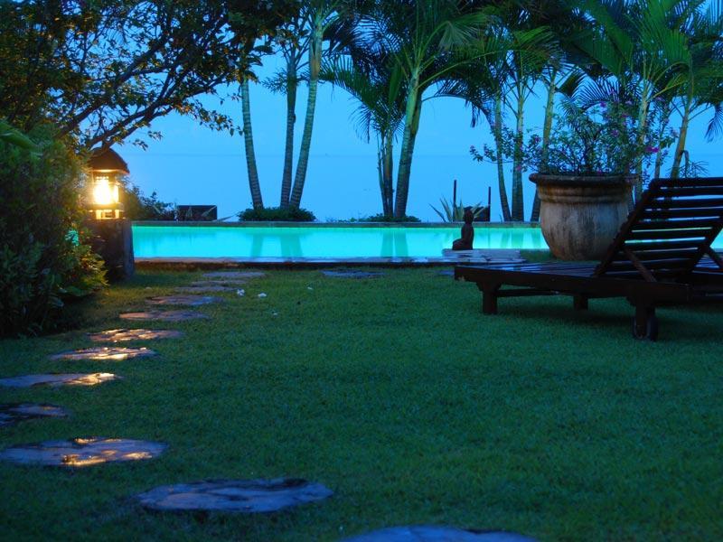 Villa Rigpa : Silent Luxurious  Ocean Front Bali - Image 1 - Dencarik - rentals