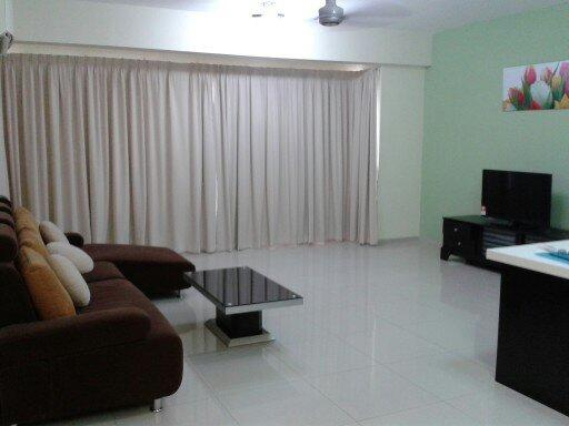 Apartment Lobby with Private Wifi & Cable TV - Penang Times Square, Birch Plaza 11 VAR - Georgetown - rentals