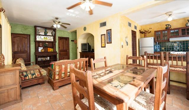 Hacienda Condo with A Mexican Twist - Image 1 - Playa del Carmen - rentals