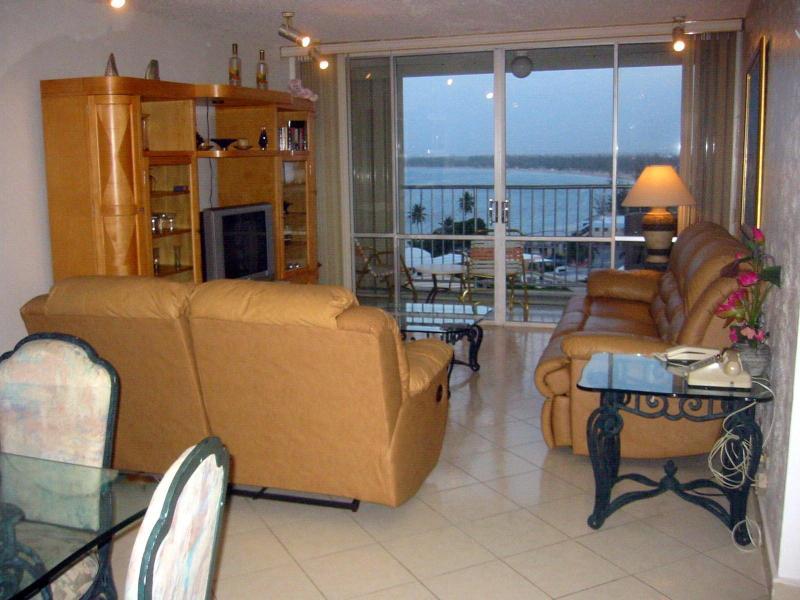 ESJ Towers Two Bedroom ocean view 10 floor - Image 1 - Isla Verde - rentals