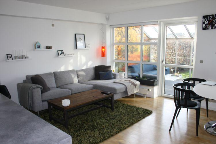 Bag Fortet Apartment - Nice townhouse just outside of Copenhagen - Copenhagen - rentals