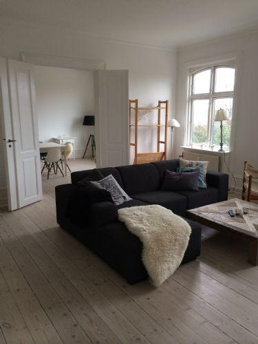 Noerrebrogade Apartment - Lovely large Copenhagen apartment near the park - Copenhagen - rentals