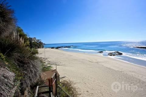 Beautiful Sandy Beach - Beachside Bungalow - Laguna Beach - rentals
