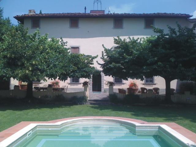 The villa - Panoramic Tuscan Villa with pool on the hill of Vinci - Lamporecchio - rentals