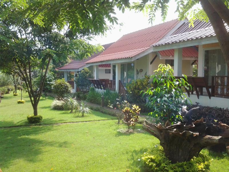 Garden view - Modern, comfortable, quiet and relaxing. - Pai - rentals