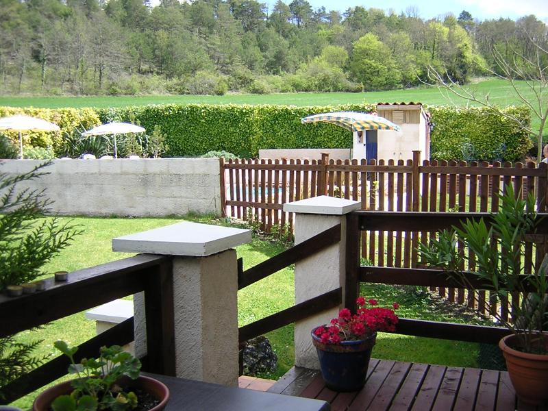 Terrace - France - Dordogne - Montagrier - Saint-Victor - rentals
