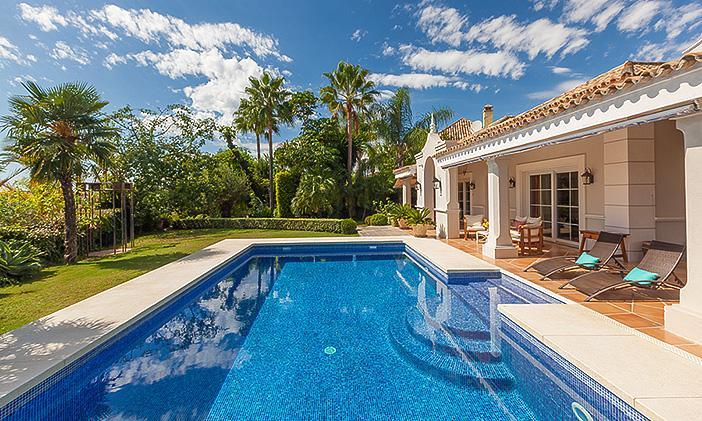 Los Naranjos - Image 1 - Marbella - rentals