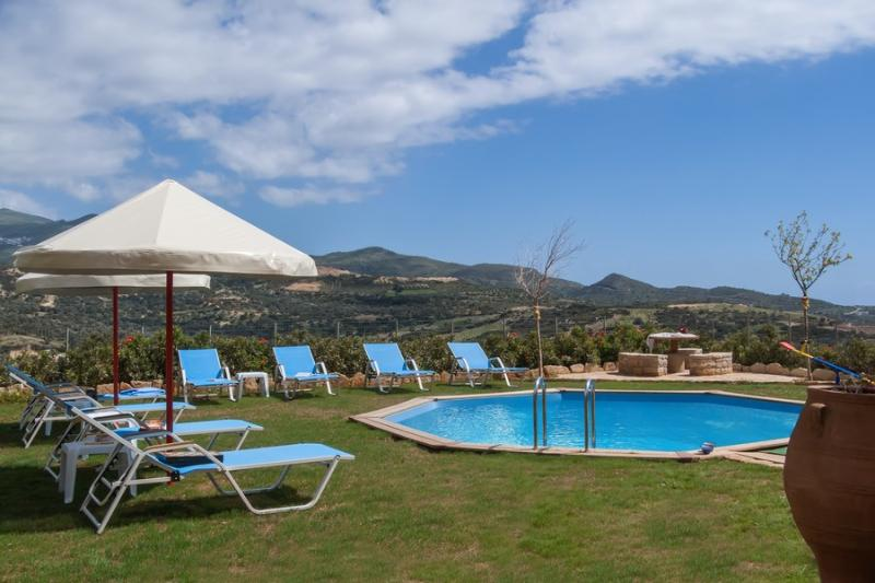 Villa with private pool - Triopetra Villas Fournou Lago - Rethymnon - rentals
