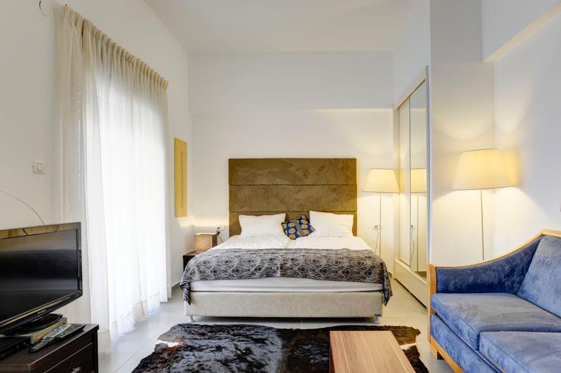 Amazing & Modern Studio with balcony hayarkon St. - Image 1 - Tel Aviv - rentals