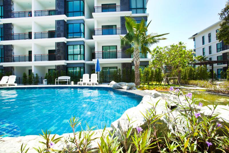 Rawai Beachfront Resort 1 Bedroom Deluxe Apartment - Image 1 - Rawai - rentals