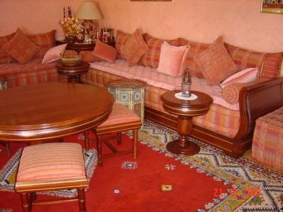 1er salon - Appartment - Fam El Hisn - rentals