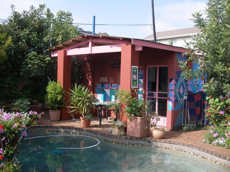 Poolside - Lobola Lodge - Johannesburg - rentals