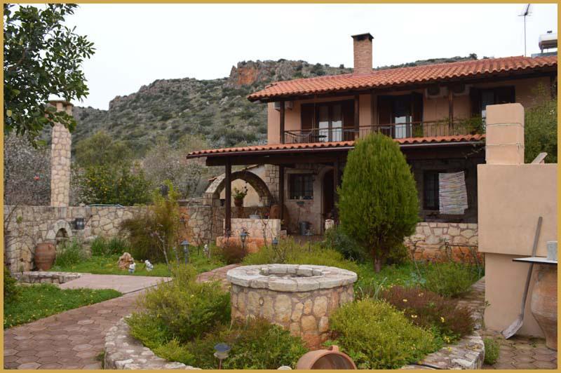 Villa Athali - Image 1 - Chania - rentals